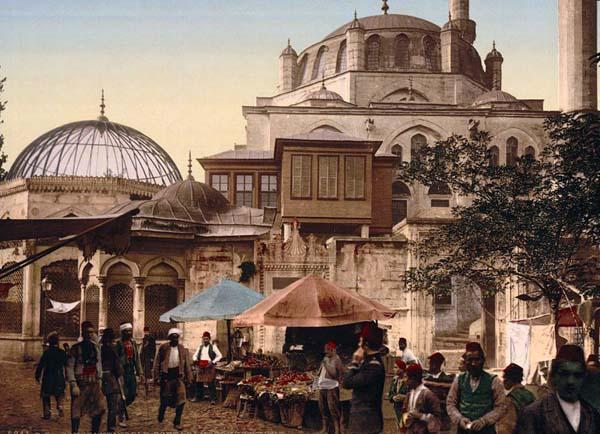 1890-Constantinople-Scutari