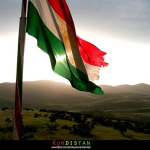 Kurdish Flag