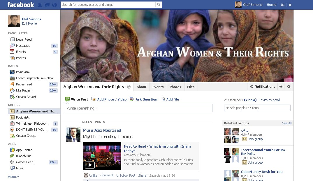 Afghan Women an their Rights