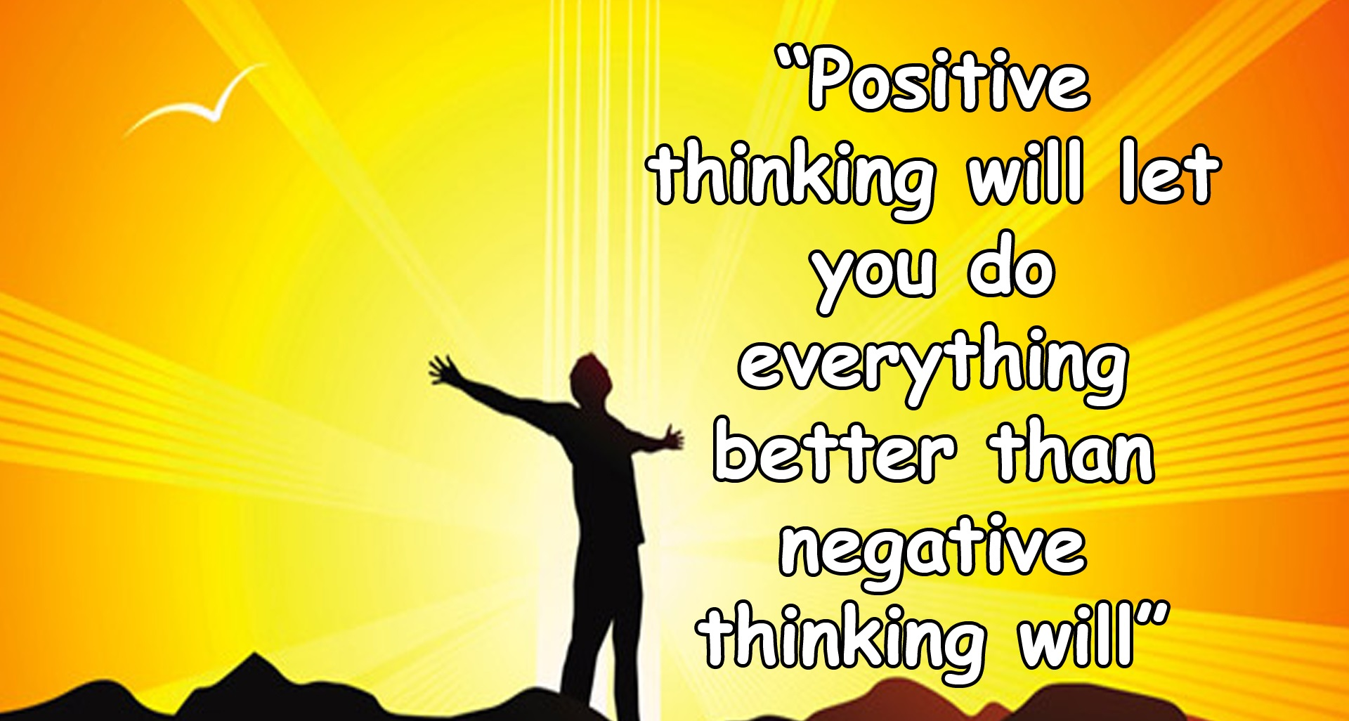 positive thinking how positive thinking builds your skills how positive thinking builds your skills boosts your health and improves your work