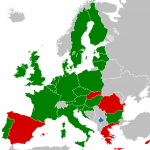 Kosovo and who has acknowledged it in Europe Wikimedia Commons