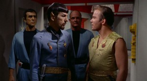 1966 Star Trek, Mirror Mirror Screenshot