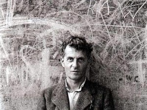 Ludwig Wittgenstein by Ben Richards (source: Wikimedia Commons)