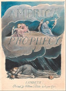 William Blake, America, A Prophecy (1793)