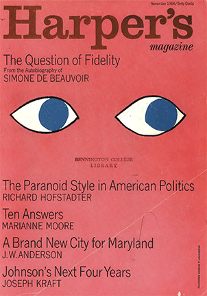 Harper's Magazine, November 1964
