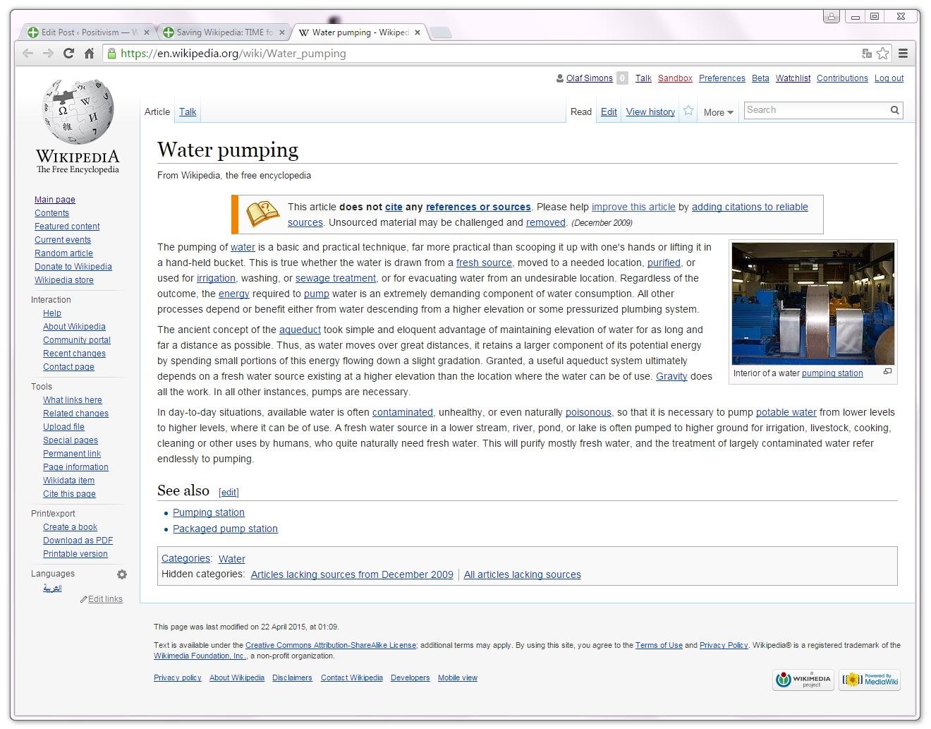 https://en.wikipedia.org/wiki/Water_pumping