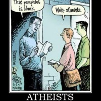 Atheist getting confirmed? SUpposed to write paper?