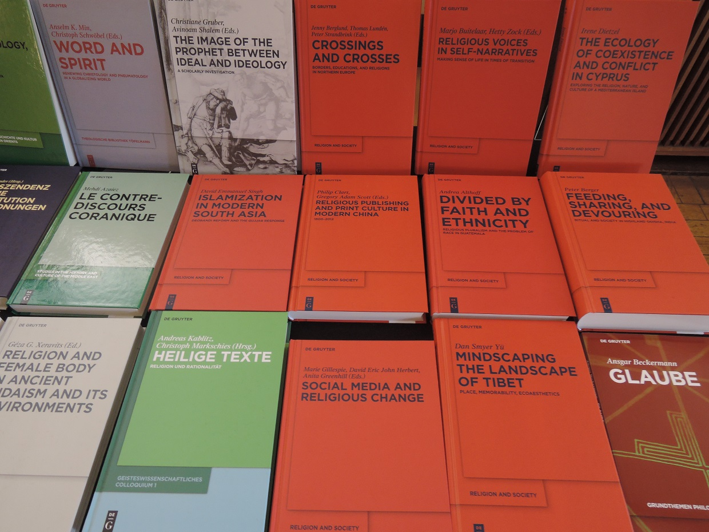 2015-08-28 IAHR, De Gruyter